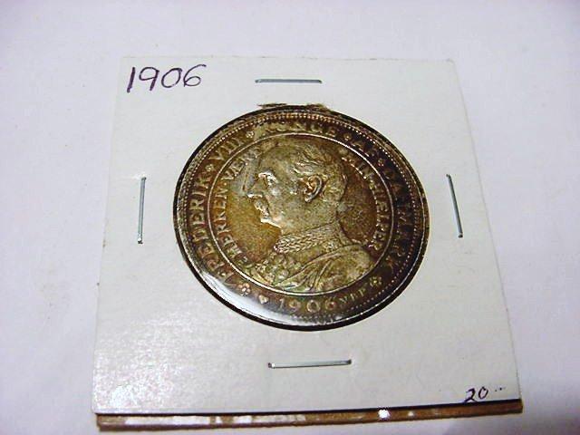 15: 1906 SWEDEN 2 KRONER