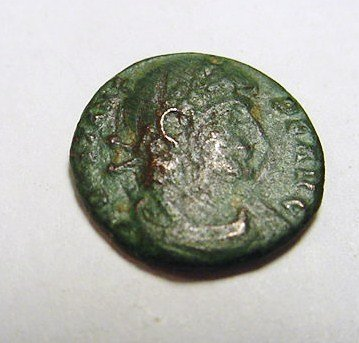 24: ANCIENT ROMAN COIN