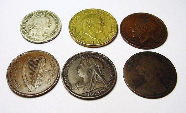 14: OLDER COIN LOT