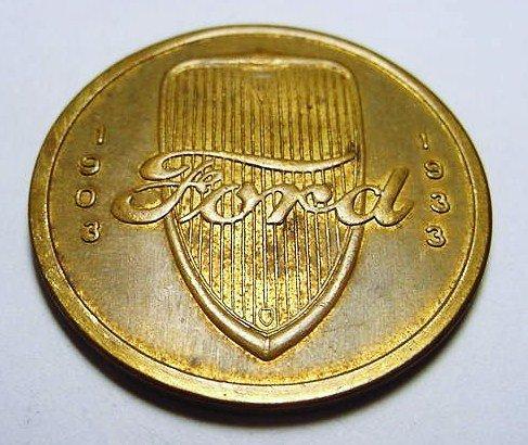 8: 1933 FORD V8 SO-CALLED DOLLAR