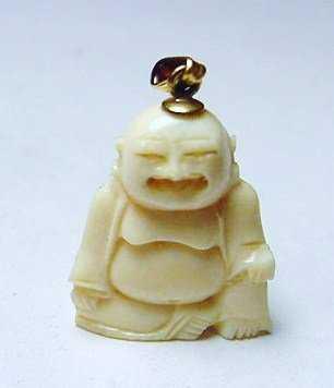 35 carved ivory buddha pendant mozeypictures Images