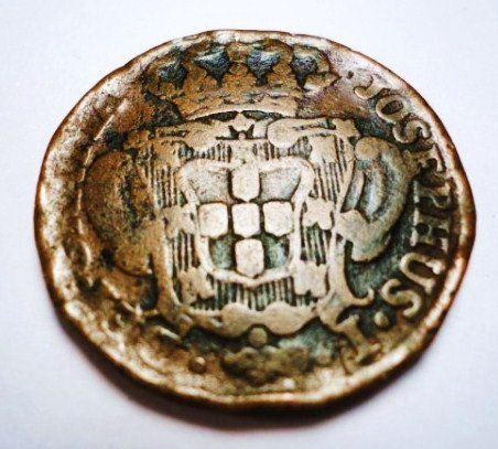 10: EARLY PORTUGAL COIN