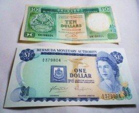 12: PAPER MONEY LOT