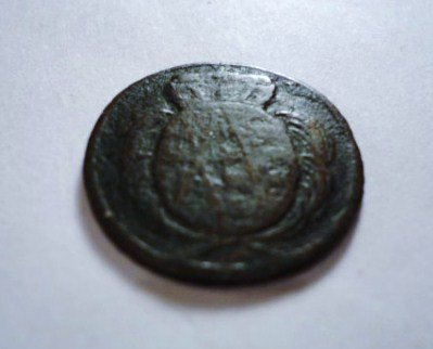 339: 1772 GERMAN COIN