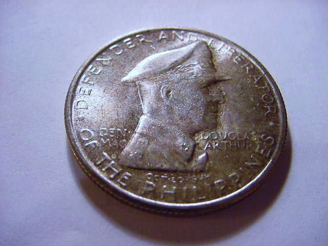 8: 1947 S PHILIPINES MAC ARTHUR PESO B.U.