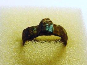 ANCIENT BRONZE RING