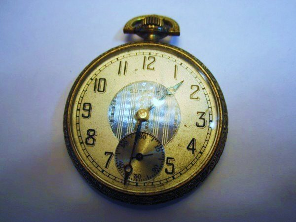 SUPREME POCKET WATCH NEEDS WORK