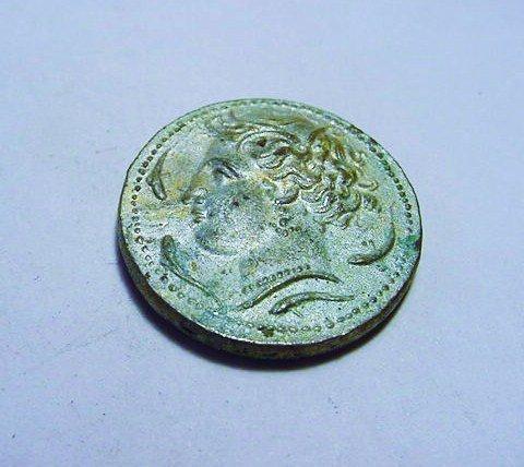 BECKER ANCIENT GREEK COIN COPY