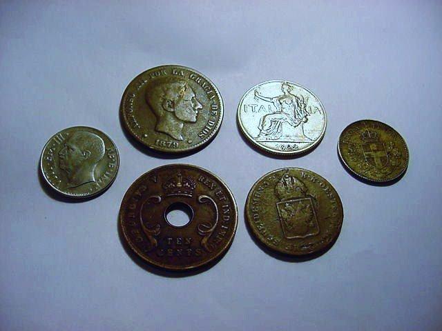 OLDER COIN LOT