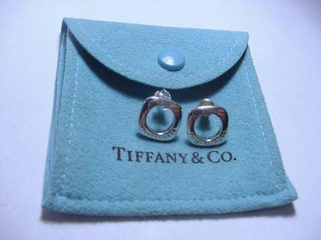 TIFFANY STERLING EARRINGS