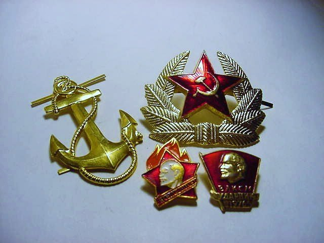 RUSSIAN MILITARY LOT