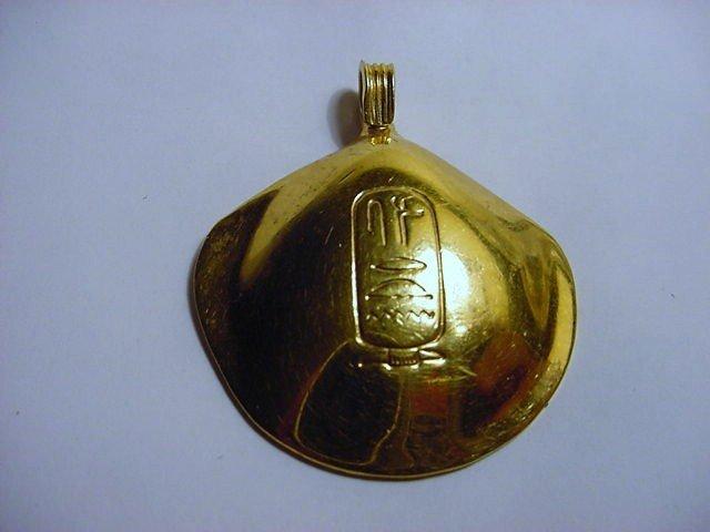 EGYPTIAN DESIGN PENDANT