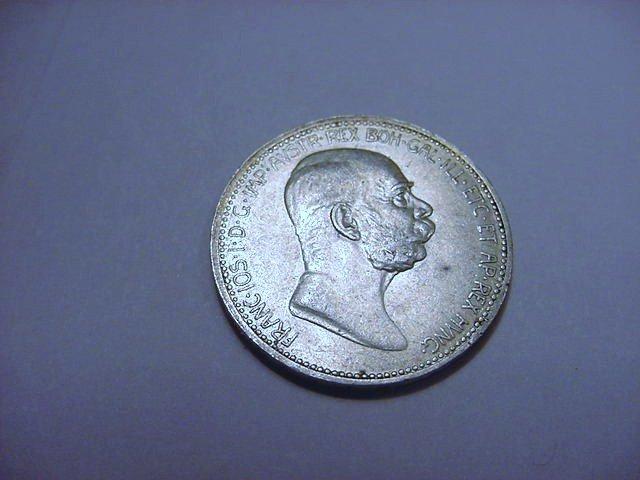 1908 AUSTRIA CORONA