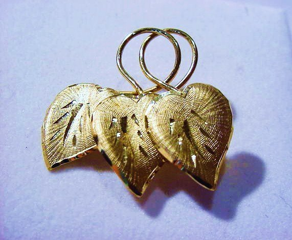 VINTAGE GOLD FILLED  PIN