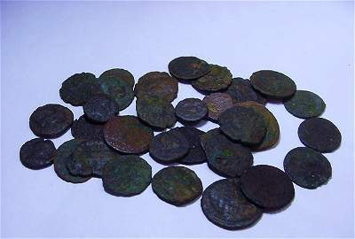 ANCIENT COIN COLLECTION [31] COINS