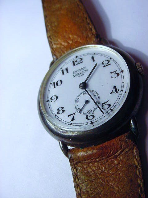 EMERICH MEERSON PARIS WATCH WORKS