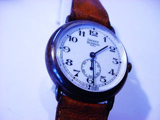 EMERICH MEERSON PARIS WATCH WORKS - 2