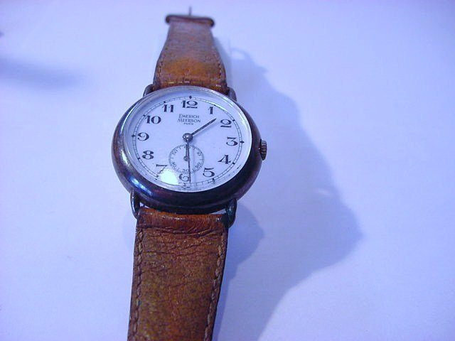 EMERICH MEERSON PARIS WATCH WORKS - 4