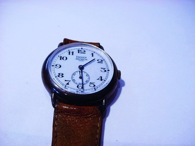 EMERICH MEERSON PARIS WATCH WORKS - 6