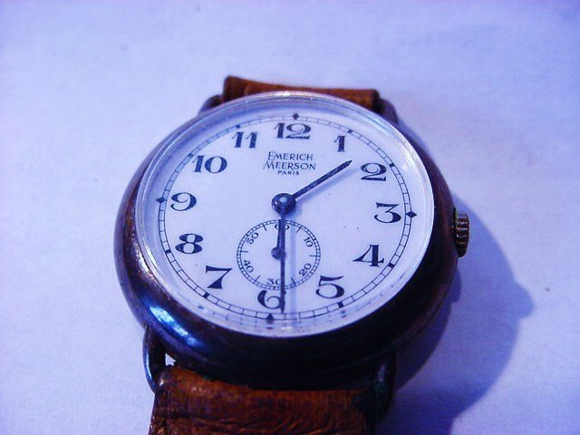 EMERICH MEERSON PARIS WATCH WORKS - 7