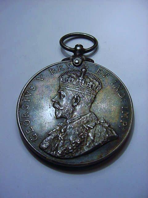 1911 CORONATION ST. JOHN AMBULANCE BRIGADE STERLING