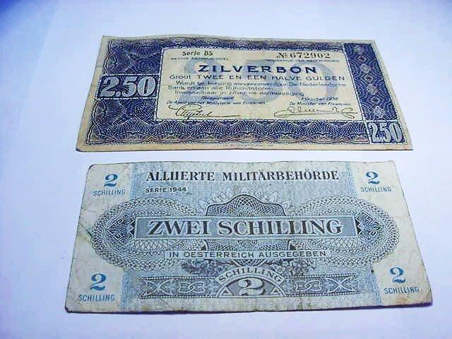 PAPER MONEY LOT