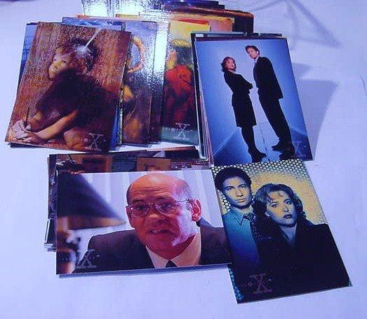 1995 X FILES CARD SET