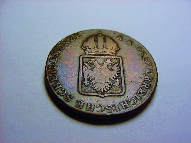 1816 AUSTRIA KREUZER