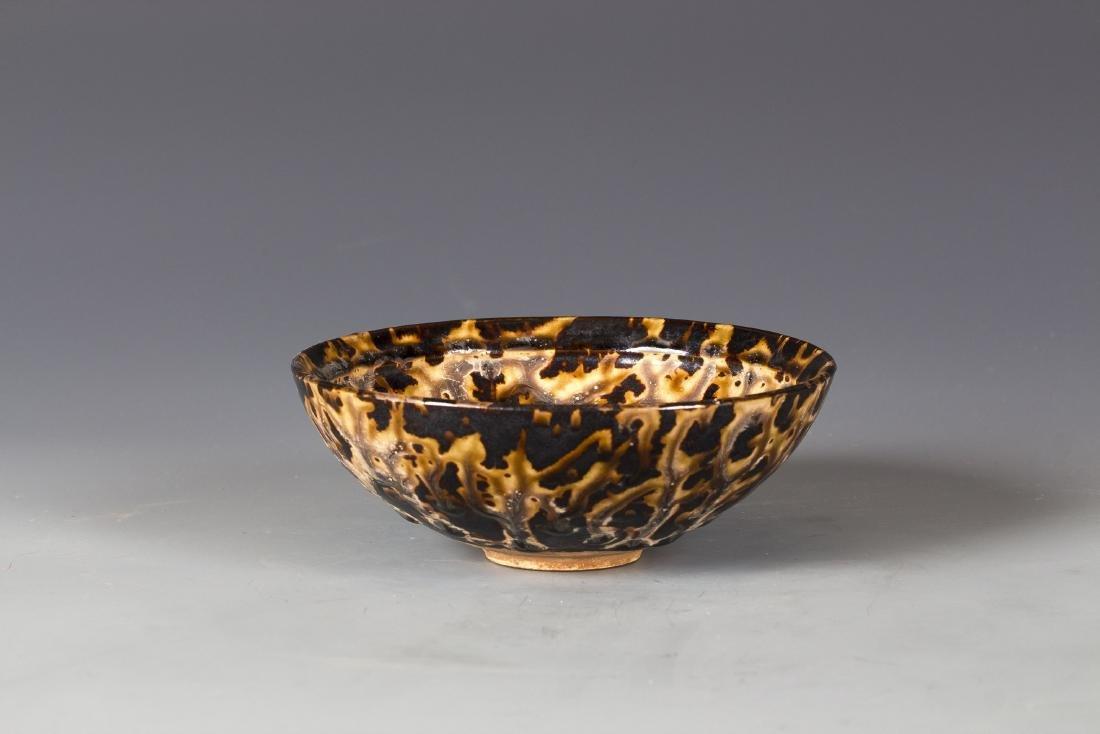 Jizhou Tortoiseshell Tea Bowl