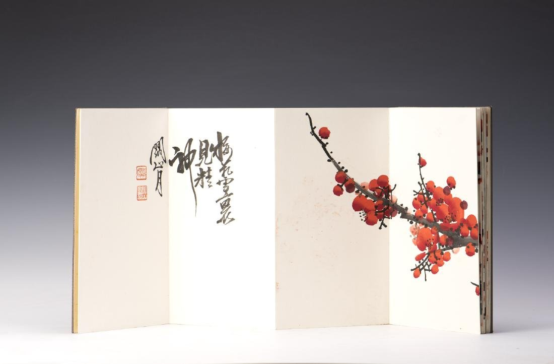 A CHINESE PAINTING ALBUM - 4