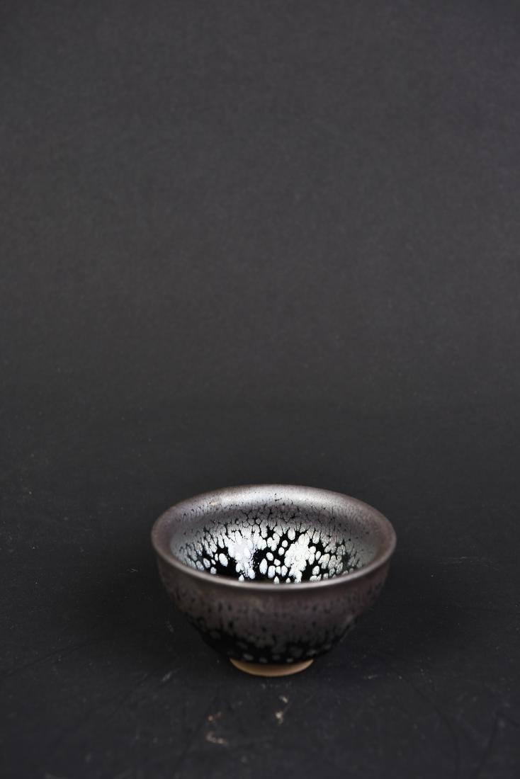 A TENMOKU TEA BOWL
