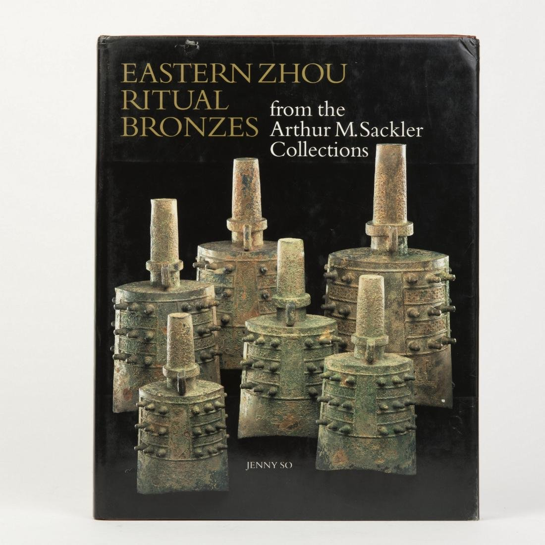 A BOOK OF EASTERN ZHOU RITUAL BRONZES FROM THE ARTHUR