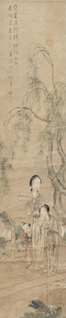 XU HUA (QING DYNASTY), BEAUTY