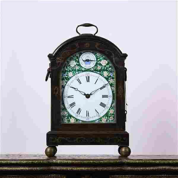 A Hardwood Clock