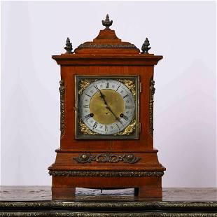 A English London Musical Clock
