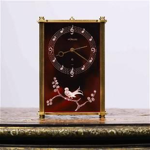 A Jaeger-Lecoultre Musical Alarm Clock