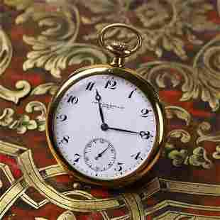 18K Pocket Watch