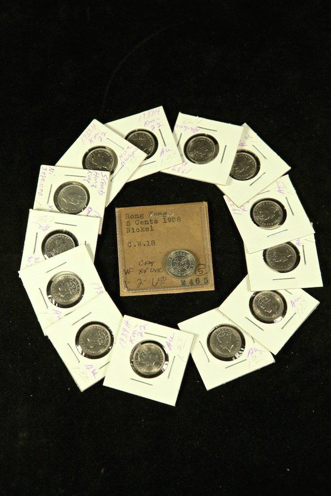 George VI king coins  5