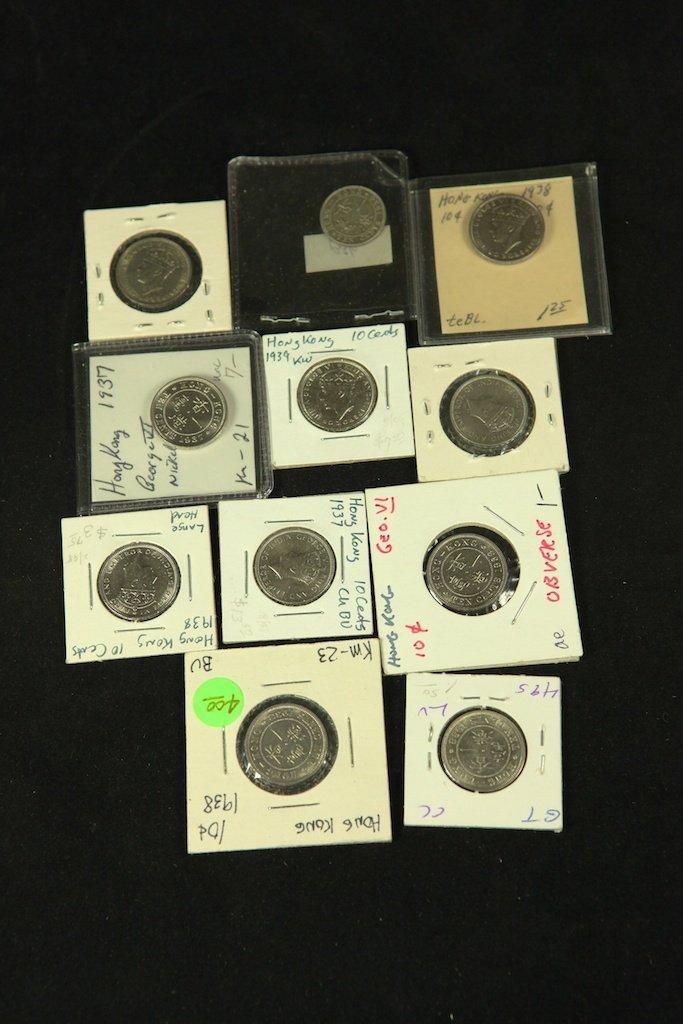 George V king coins   10