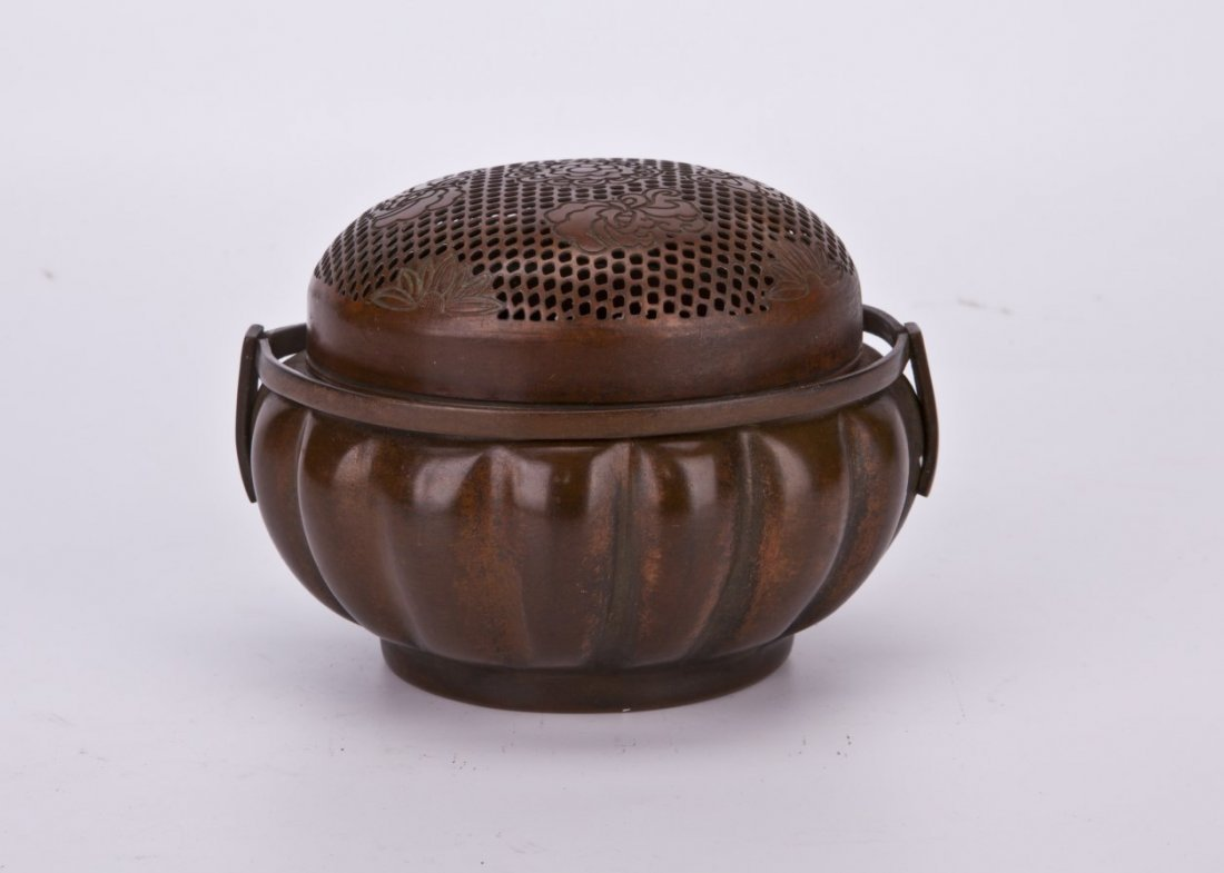 Chinese Bronze Harm Warmer