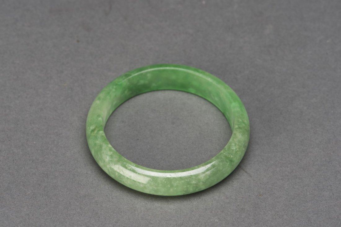 Jadeite Bangles