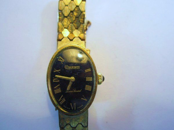 VINTAGE  DUFONTE  BY LUCIEN PICCARD  WATCH