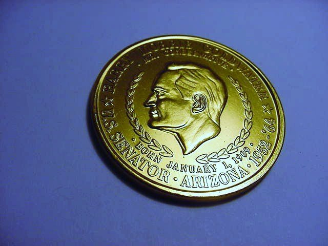 1964 BARRY GOLDWATER CAMPAIGN COIN