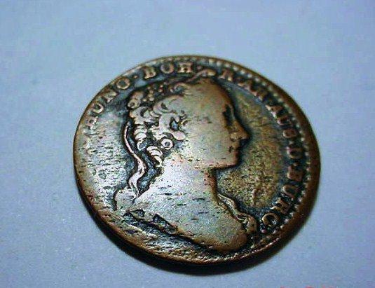 1745 AUSTRIA COIN
