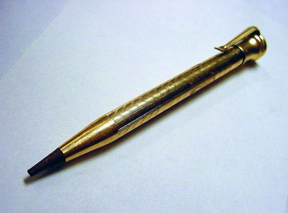 EVERSHARP GOLD FILLED MECHANICAL PENCIL
