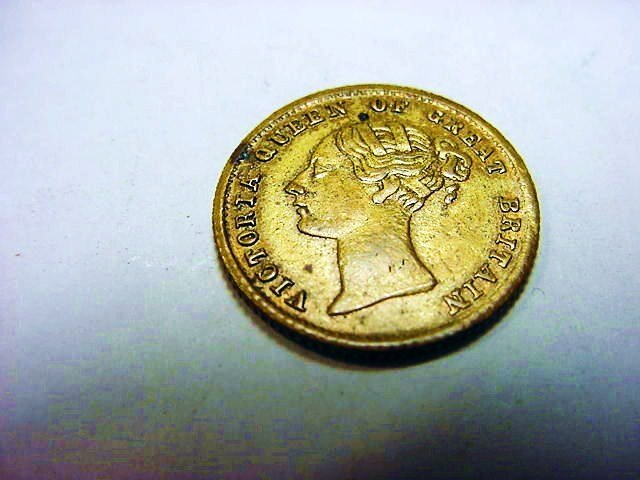 THE PRINCE OF WALES MODEL HALF SOVEREIGN