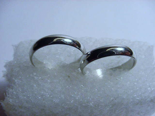 [2] RINGS  SIZE  6.5 & SIZE  6.5