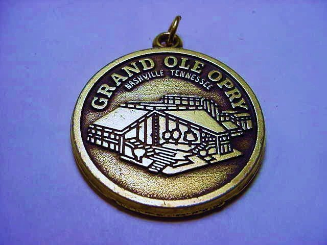 GRAND OLE OPRY MEDAL