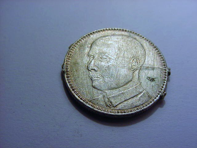 VINTAGE CHINESE SILVER COIN