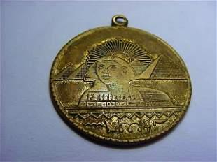 UNUSUAL EGYPTIAN PENDANT